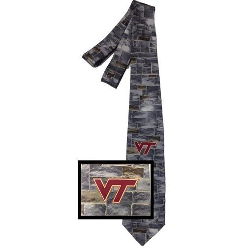 Virginia Tech Hokie Stone Tie
