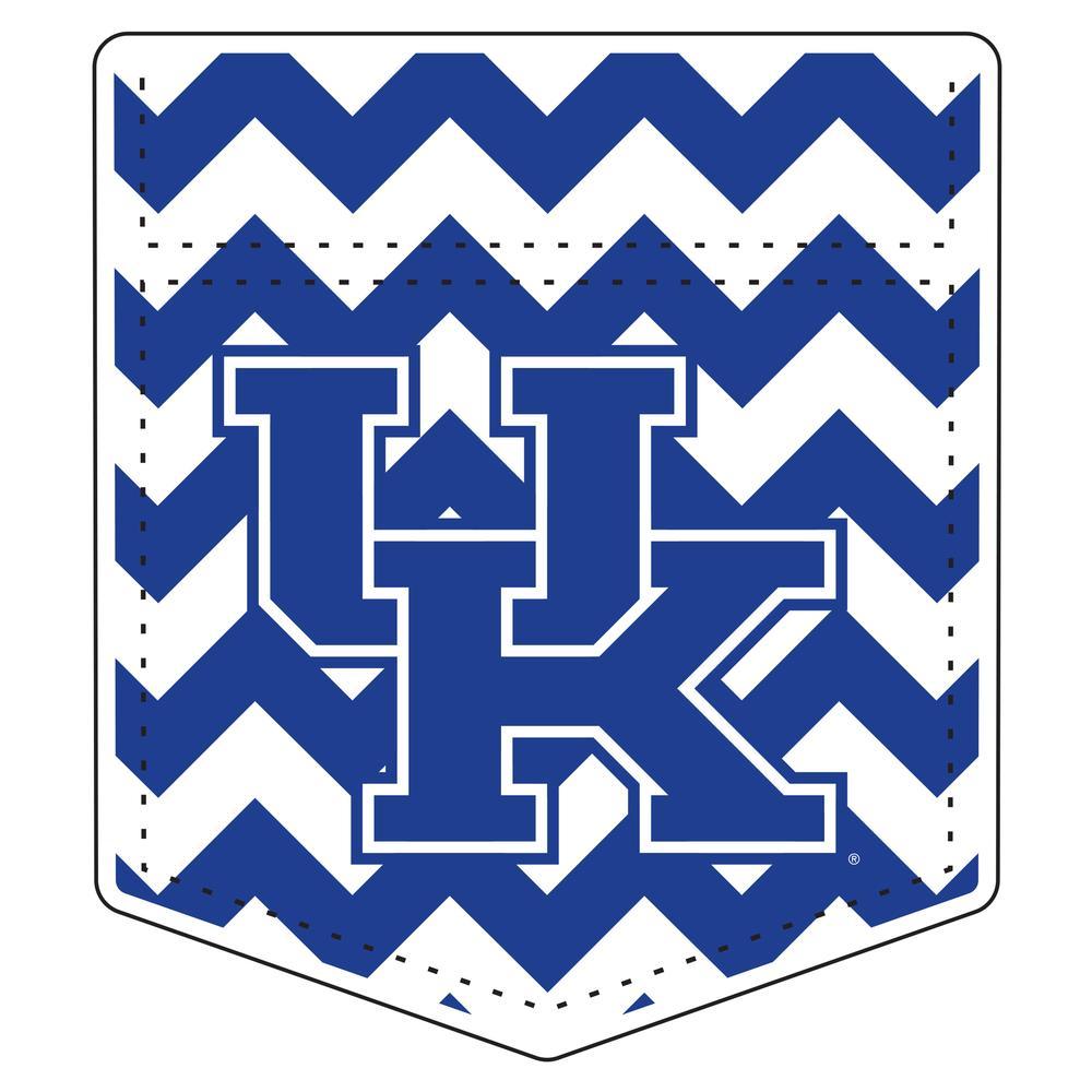Kentucky Chevron Pocket Uk Logo Magnet 6