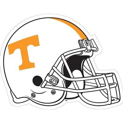 Tennessee Magnet Football Helmet 12