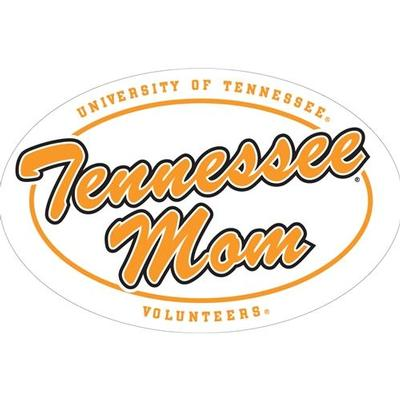Tennessee Magnet Oval Mom Logo 6