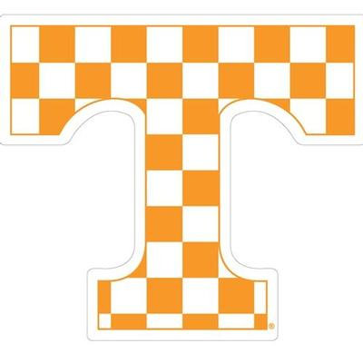 Tennessee Magnet Checkerboard Power T 3
