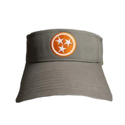 Tennessee Tristar Visor  by Volunteer Traditions