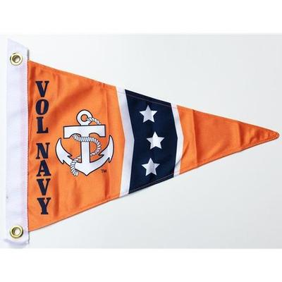 Tennessee Vol Navy Boat Flag