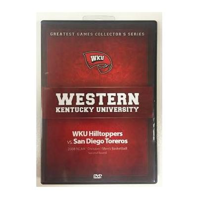 Western Kentucky vs San Diego NCAA Tournament DVD