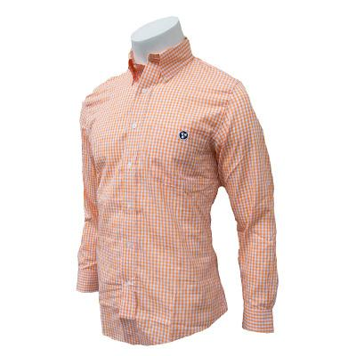 Tennessee Volunteer Traditions Tristar Gingham Woven Shirt