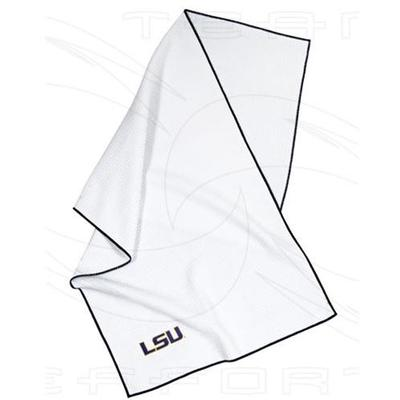 LSU Team Effort Microfiber Golf Towel