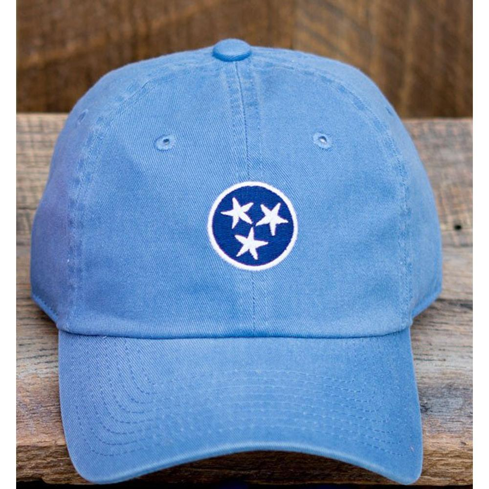 Tennessee Tristar Cap Royal By Volunteer Traditions