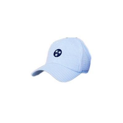 Tennessee Tristar Cap Seersucker  by Volunteer Traditions
