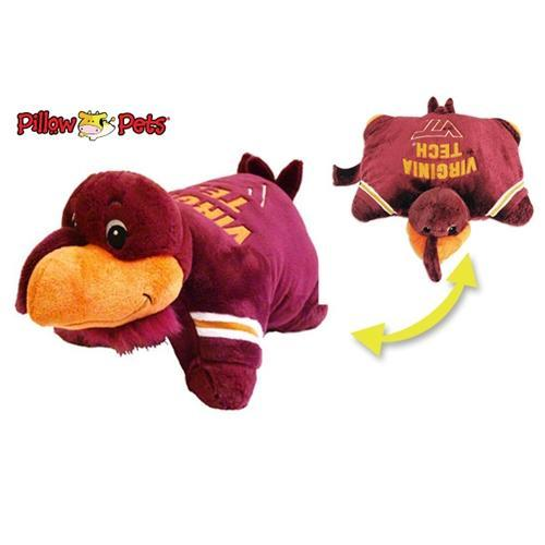 Virginia Tech Mascot Pillow Pet