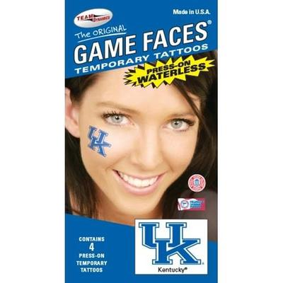 Kentucky Face Tattoos