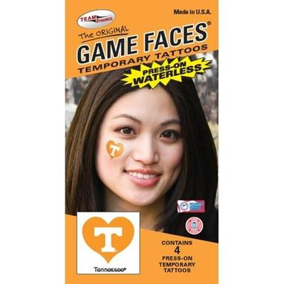 Tennessee Face Tattoos