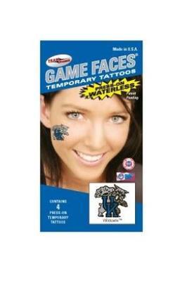 Kentucky Face Tattoos