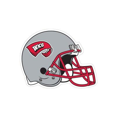 Western Kentucky Magnet WKU Football Helmet 12
