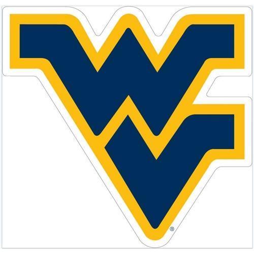 West Virginia Wv Logo Magnet 3