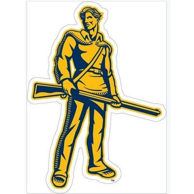 West Virginia Mountaineer Logo Magnet 4