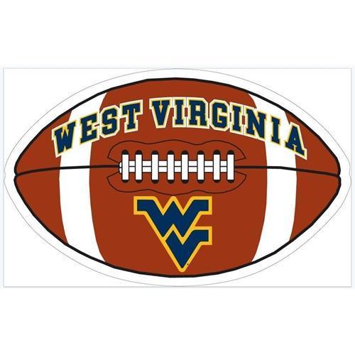 West Virginia Football Magnet 4