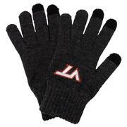 Virginia Tech Heavy Knit Gloves
