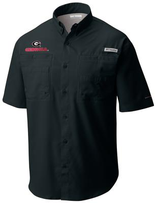 Georgia Columbia Tamiami Short-Sleeve BLACK