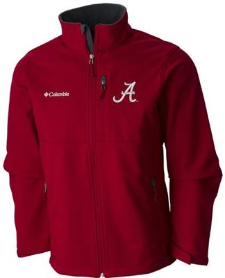 Alabama Columbia Ascender Softshell Jacket