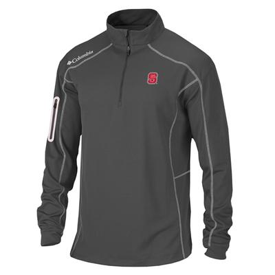 NC State Columbia Golf Shotgun 1/4 Zip Pullover