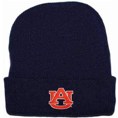 Auburn Infant Knit Cap