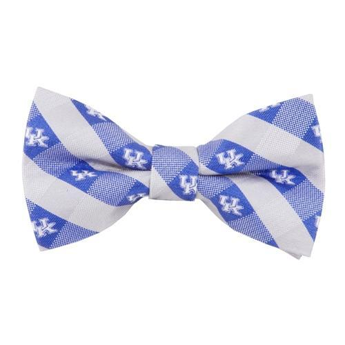 Kentucky Bow Tie Check Pattern