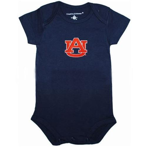 Auburn Solid Infant Body Suit