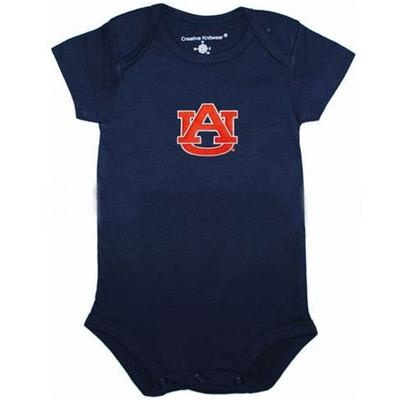 Auburn Solid Infant Body Suit