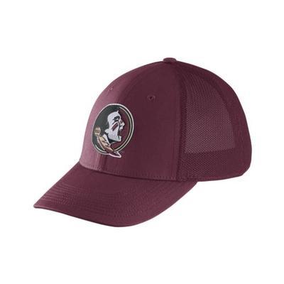 Florida State Nike Dri-FIT Mesh Swoosh Flex Hat