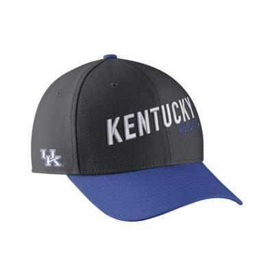 Kentucky Nike Best Legacy91 Swoosh Flex Fit Hat