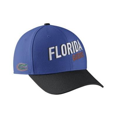 Florida Nike Best Legacy91 Swoosh Flex Fit Hat