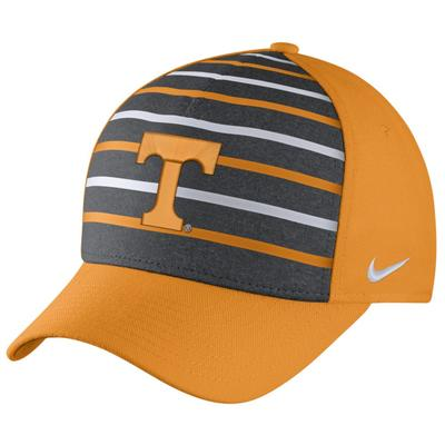 Tennessee Nike Classic Verbiage Swoosh Flex Fit Hat