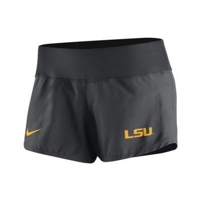 LSU Nike Women's Gear Up Crew Shorts