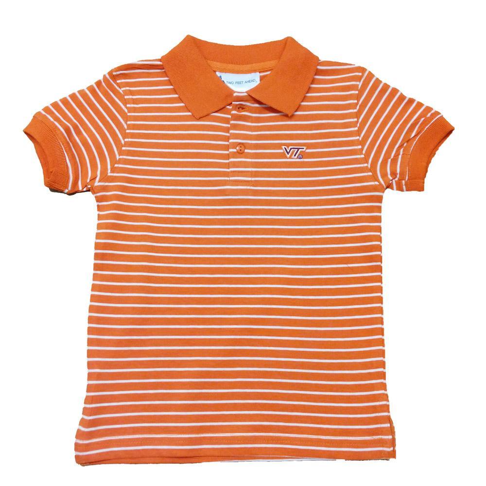 Virginia Tech Toddler Golf Shirt