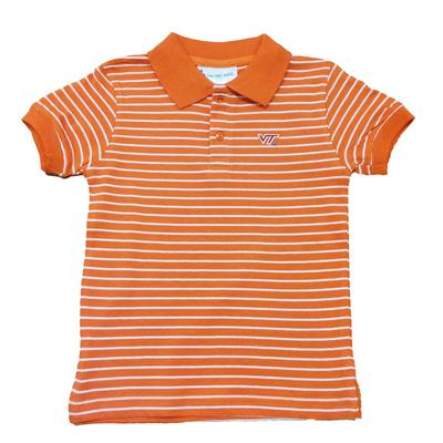 Virginia Tech Toddler Golf Shirt