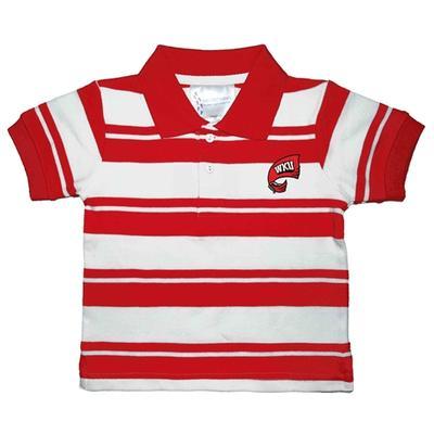 Western Kentucky Toddler Golf Shirt