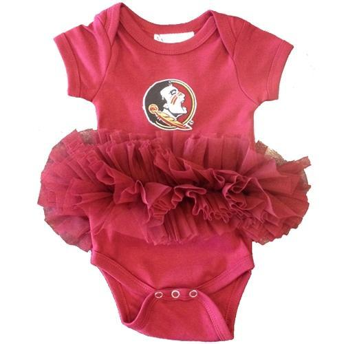 Florida State Infant Tutu Creeper