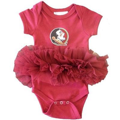 Florida State Infant Tutu Creeper