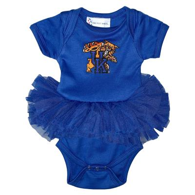 Kentucky Infant Tutu Creeper
