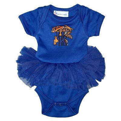 Kentucky Infant Tutu Creeper