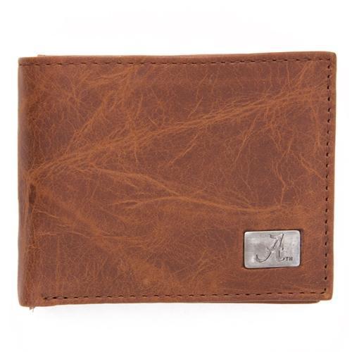 Alabama Leather Bi- Fold Wallet