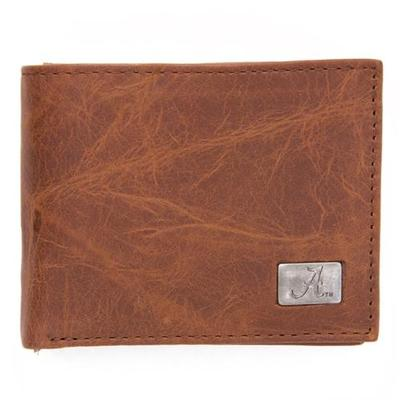 Alabama Leather Bi-fold Wallet