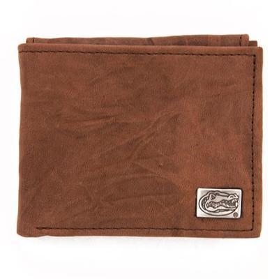 Florida Eagle Wings Bifold Wallet
