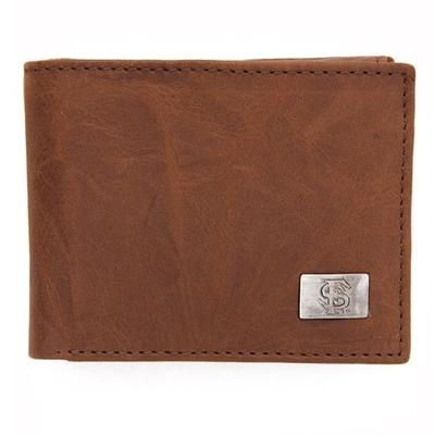 Florida State Leather Bi-fold Wallet