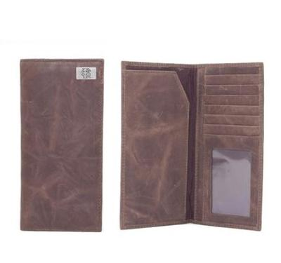 Florida State Leather Secretary Wallet