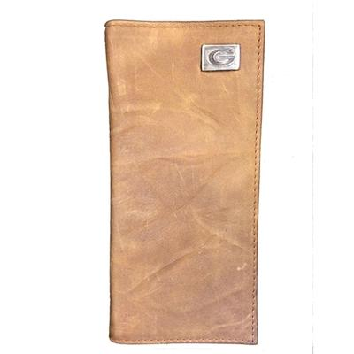 Georgia Genuine Leather Secretarial Wallet