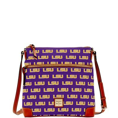LSU Dooney & Bourke Crossbody Bag