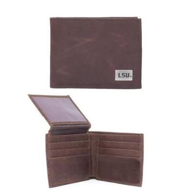 LSU Bi-fold Wallet