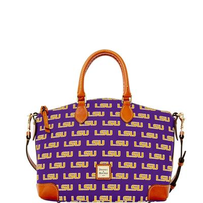 LSU Dooney & Bourke Satchel