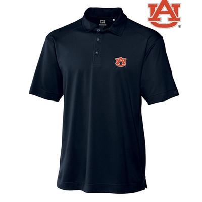 Auburn Cutter and Buck Big and Tall Genre Polo